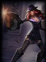 Miss Fortune Mafia